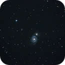 M51 Whirlpool Galaxy,                                Benjamin Grove