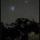 Magellanic Clouds,                                Roger Groom