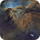 NGC 6188 - The Dragons of Ara,                                Lucas Magalhães
