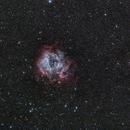 Rosette nebula unmodified,                                Gendra