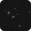 The Hickson 44 galaxy group,                                Francesco Meschia