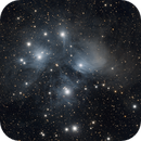 M45 Pléiades,                                Stephane Jung