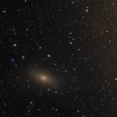 M110 e Andromeda,                                Fabio Papa