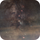 From M 16 to M 20 - Clouds above Sagittarius,                                Wolfgang Zimmermann