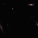Leo Triplet, M65, M66, NGC 3628,                                Lorenzo Palloni