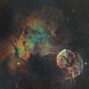 Jellyfish Nebula,                                equinoxx