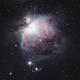Orion Nebula,                                apaps