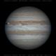 Jupiter - 2016/03/13 7:56 UTC,                                Chappel Astro