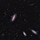 NGC 7582, 7590, 7599,                                Ken