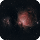 M42 - Great Nebula and Running Man Nebula with CLS filter,                                Mark Spruce