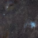 Pleiades - widefield,                                Bart Delsaert