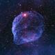 Dolphin Nebula - Reprocess,                                Janco