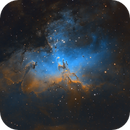 M16 Eagle Nebula,                                Stan Smith