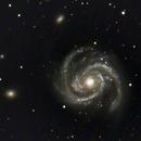 Messier 100,                                Günther Eder
