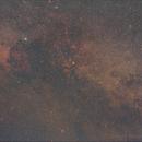 Cygnus at 50mm,                                Nadeem Shah