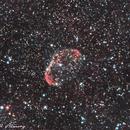 The Crescent Nebula,                                Lee Harris
