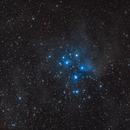 M45 The Pleiades Mark II,                                Jacob Bers