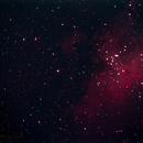 Eagle Nebula,                                nkerman