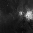 M42-Horsehead Ha_Mosaic,                                George Varouhakis