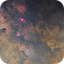Summertime = Nebula Time, Milky Way widefield,                                Michael S.