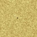 NOAA AR 2823 in the Sodium D Wavelength,                                John O'Neal, NC Stargazer