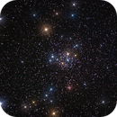 M35 & ngc2158 unguided,                                Jean-Marie MESSINA