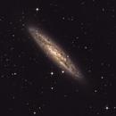 NGC 253 Sculptor Galaxy,                                sebastian soto quezada