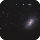 NGC 4725 and Friends,                                Christopher Scott