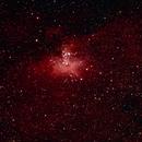 NGC 6611/M 16 - Adler-Nebel,                                norbertbuchta
