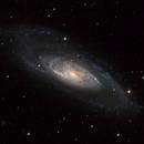 Messier 106 in HaRGB,                                Alex Roberts