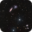 NGC5774, NGC5775, IC1066 & IC1067,                                David Cheng