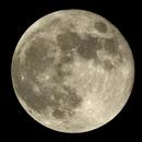 Full Moon January 2018,                                Carsten Dosche