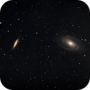 M81 and M82,                                Christian Kussberger