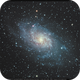 Messier 33 ( 12.2017),                                jp-brahic
