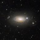 M63 - Sunflower Galaxy,                                Astrozeugs