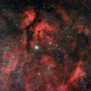 The Butterfly Nebula IC1318,                                Łukasz Żak