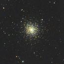 M2 Globular cluster,                                Graham Winstanley