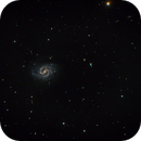 NGC 4535,                                Firstround