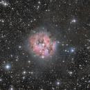 IC 5146 - Cocoon Nebula,                                Lorenzo Siciliano