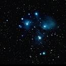 M45 Pleiades,                                Jay P Swiglo