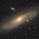 M31 Andromeda Galaxy,                                Brian Preston