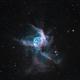 Thor's Helmet Nebula/NGC2359,                                John Kroon