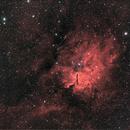 NGC6823,                                Nikolaos Karamitsos
