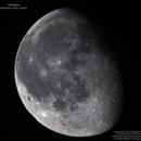 The Moon,                                Dominique Callant