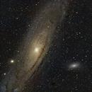 Andromeda,                                John Livermore