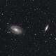 M81 & M82 HaRGB,                                Gustav Bertelsen