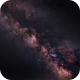 Milky Way from Aquila to Scorpius,                                Oliver Czernetz