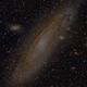 M31 Andromedagalaxie,                                Enrico