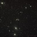 Heart of the Virgo Galaxy cluster,                                Michael Halliday