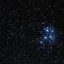 Messier 45,                                caheaton